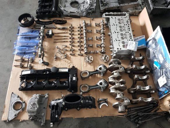 Silnik 2.2 CDi (Mercedes Sprinter)