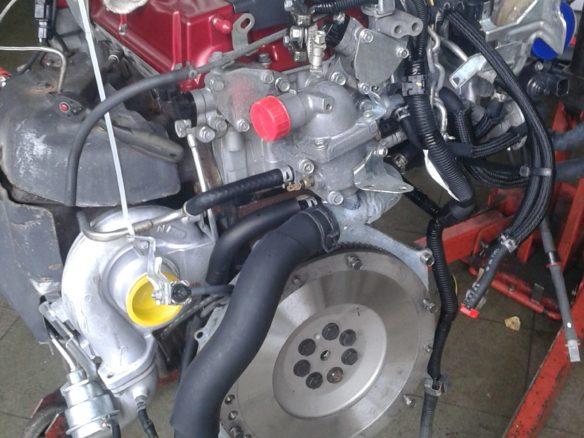 Silnik Mitsubishi Lancer EVO IX