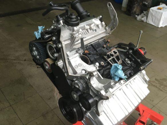 Silnik 2.0 BiTDI
